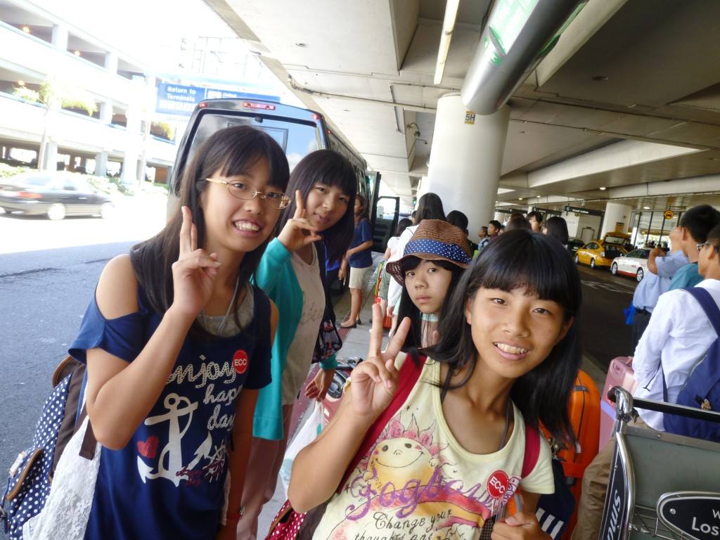 yukikax 小学生 UG4 中高生アメリカ・ロサンゼルス郊外シトラス #1
