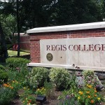 talk regis college