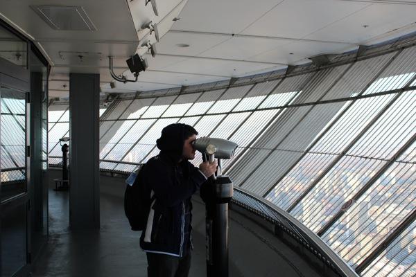 トロントのCNタワー