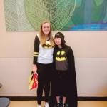 学校でのヒーローデー