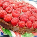 ラズベリーケーキ